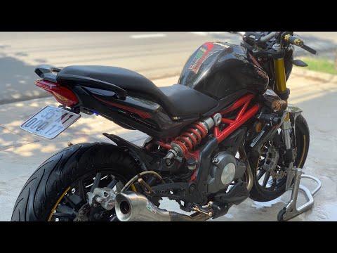 Dương motor: mới về benelli 302 máy siêu chất giá chỉ hơn 50 triệu ,0975787879 Dương 20cm
