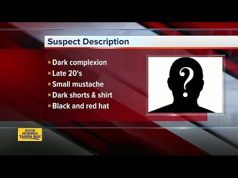 Possible abduction in Tampa; Witnesses see a man force woman into a black 2017 Ford Fusion