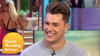 Love Island's Curtis Pritchard on His Relationships With Amy and Maura | Good Morning Britain
