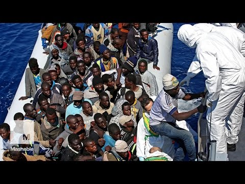 The Mediterranean migrant crisis, explained in under 2 minutes | Mashable