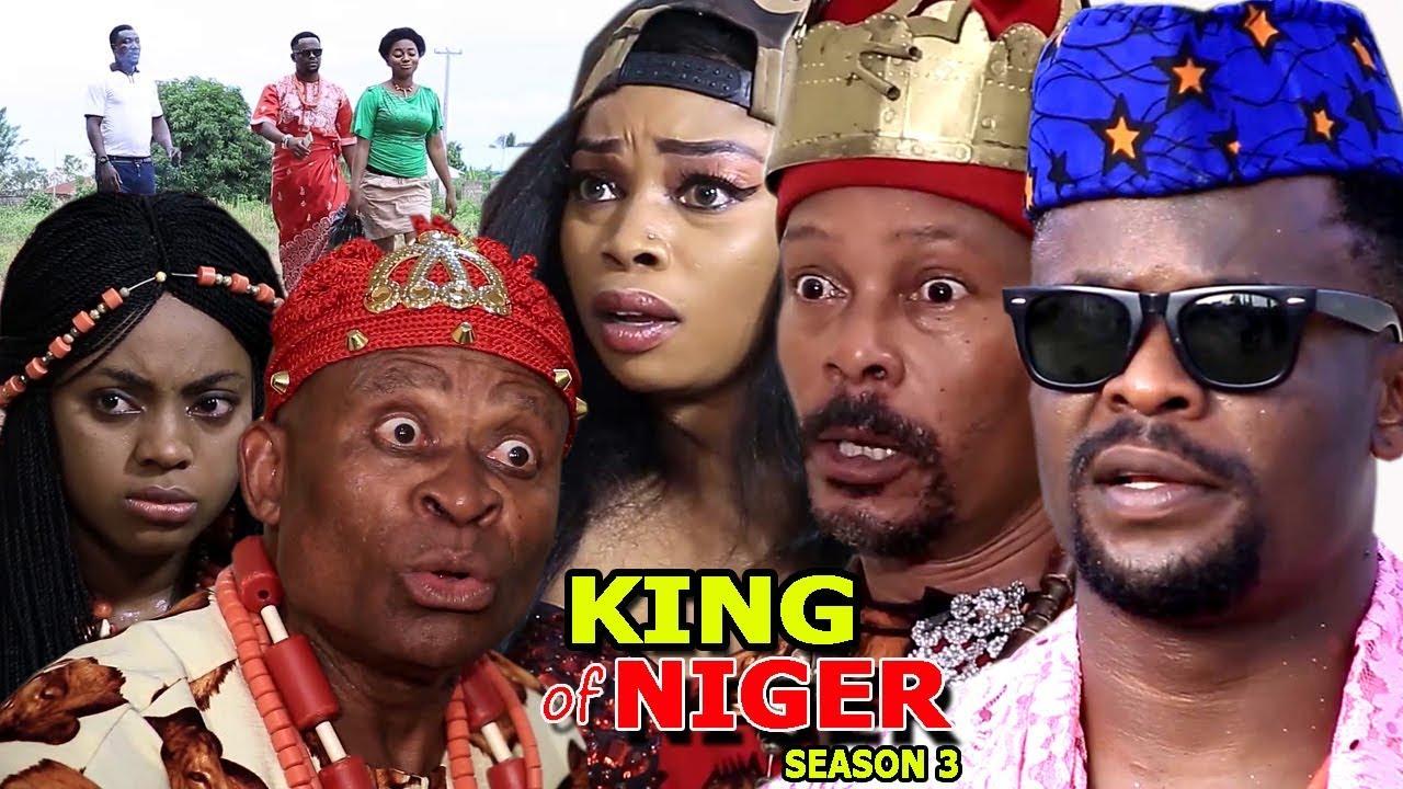 Download King Of Niger Season 3 - (New Movie) 2018 Latest Nigerian Nollywood Movie Full HD | 1080p