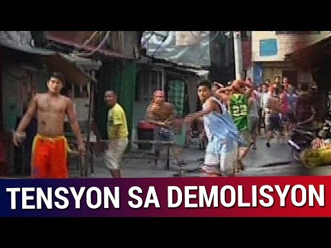 24 Oras: Paggiba sa nasa 400 bahay sa Caloocan, nauwi sa pambabato at pamamaril