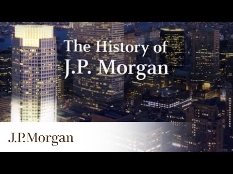 From The Manhattan Company to J.P. Morgan | A Brief History | J.P. Morgan