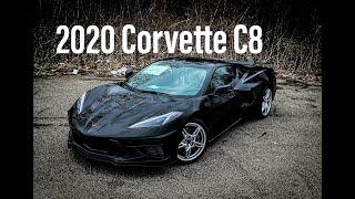 2020 Chevrolet Corvette C8- FULL Review and Walk Around