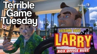 Terrible Game Tuesday | Leisure Suit Larry: Box Office Bust
