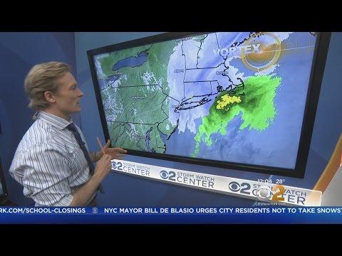 2/9 Weather Noon Update