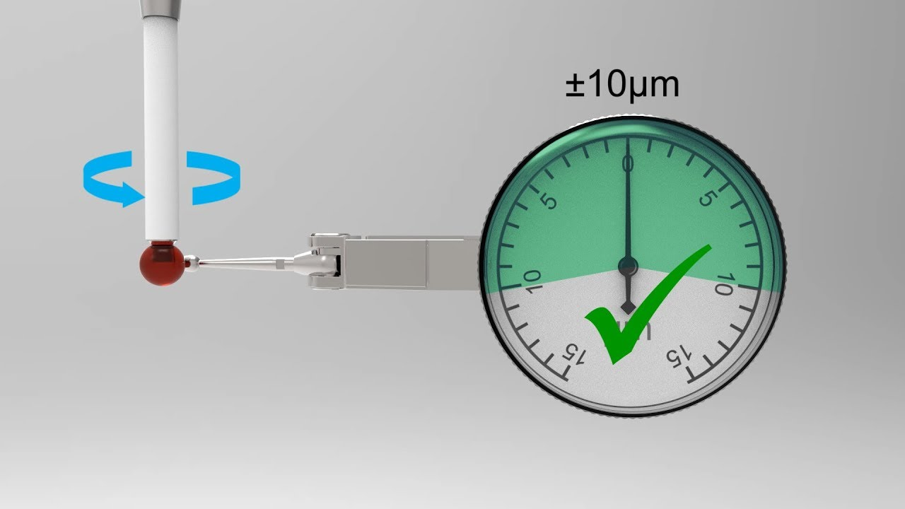 How to movie - Probe On-centre adjustment