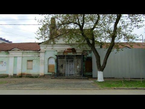 Александровские бани. Оренбург.