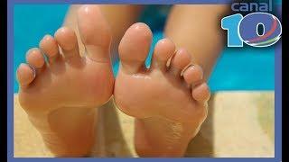 Embarazo? en pies calientes el ¿Qué causa los