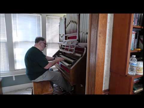 Model G Estey Reed Organ