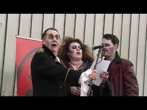 Goth Karaoke Dublin 2014