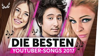 Die BESTEN YouTuber-Songs 2017! | WWW Music Awards (mit 2Bough)