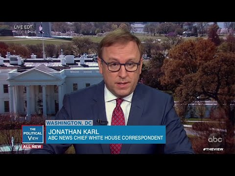 Jonathan Karl On Trump Listening To Medical Experts During COVID-19 Outbreak | The View