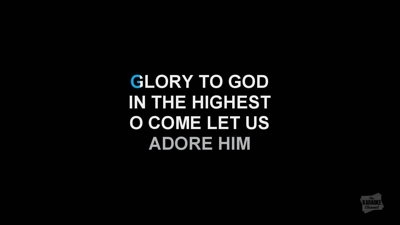 Adeste fideles (O Come All Ye Faithful)