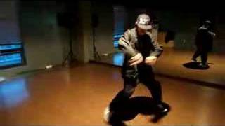 bboy born rockdance freestyling