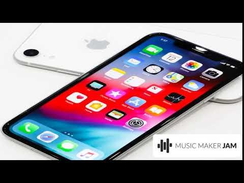 New Iphone XR  max ringtone