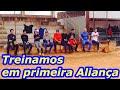 【ミニ合宿】Treino em Aliança  ブラジル野球の発祥の地アリアンサで練習と試合!