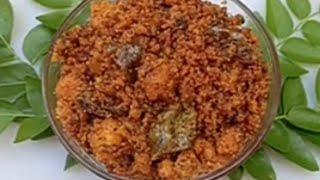 Fish Egg Fry (Jana) Recipe