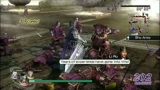 Warriors Orochi 2 Xbox 360 Gameplay - I Will Serve No Man