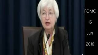 Conferencia Prensa FED (FOMC) 15 Junio
