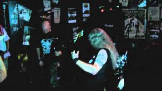 Hatred Unleashed - Massacra (Hellhammer cover live)