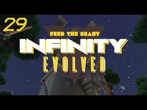 Minecraft: FTB Infinity Evolved - Ep.29 - Twilight  Forest - Pt.2