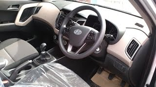 Hyundai Creta SX Model 2017 2018 Interiors First Look mp4 Video More on Description