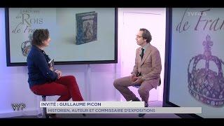 VYP – avec Guillaume Picon – Historien, auteur et commissaire d'expositions