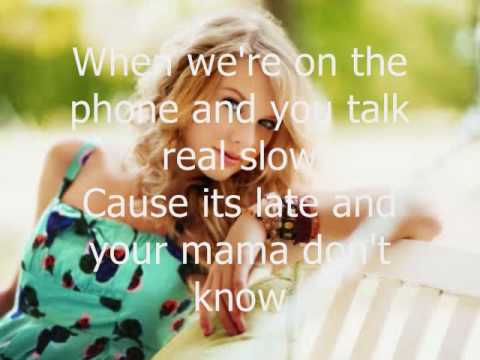 Our Song- Taylor Swift