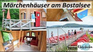 #273 - Märchenhaus Campingplatz Bostalsee - Reisen mit Kindern