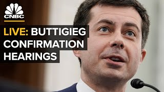 WATCH LIVE: Pete Buttigieg testifies before Senate for transportation secretary post - 1/21/21