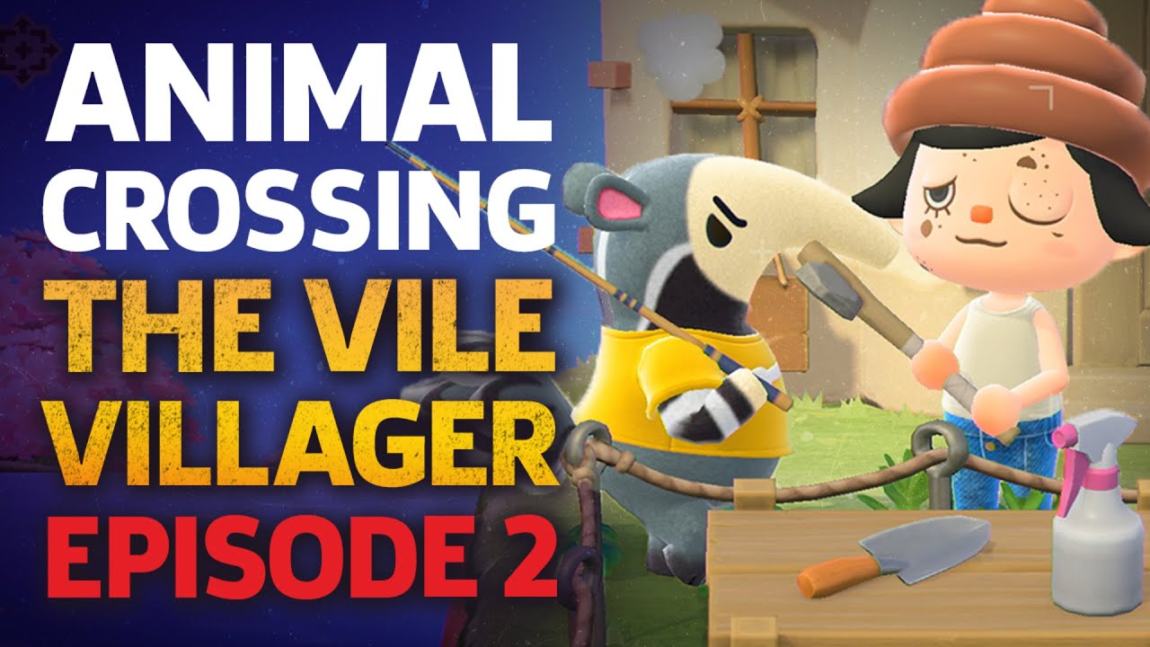 We Teach Antonio To Fish... Forever - The Vile Villager Episode 2 - GameSpot