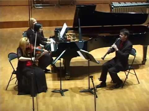Zodiac Trio - Paul Schoenfield's Fraylach