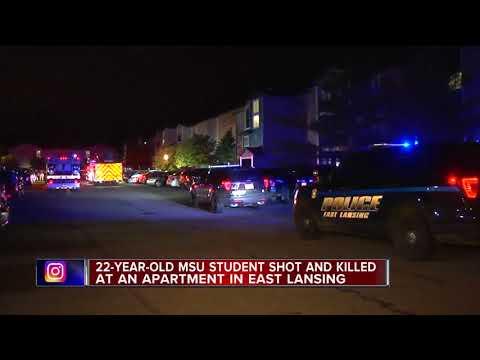 Michigan State University Student Shot, Killed In East Lansing