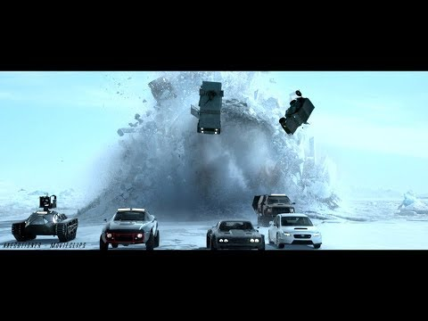 The Fate Of The Furious 8 | Submarine Scene End Battle [2017] streaming vf
