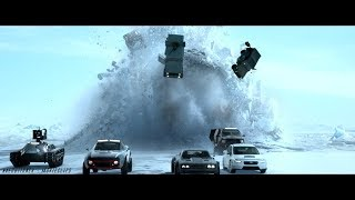 The Fate Of The Furious 8 | Submarine Scene End Battle [2017]