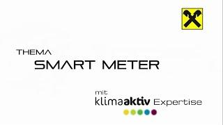 Smart Meter - klimaaktiv Expertise Stromzähler Neubau Sanierung Energie Haus