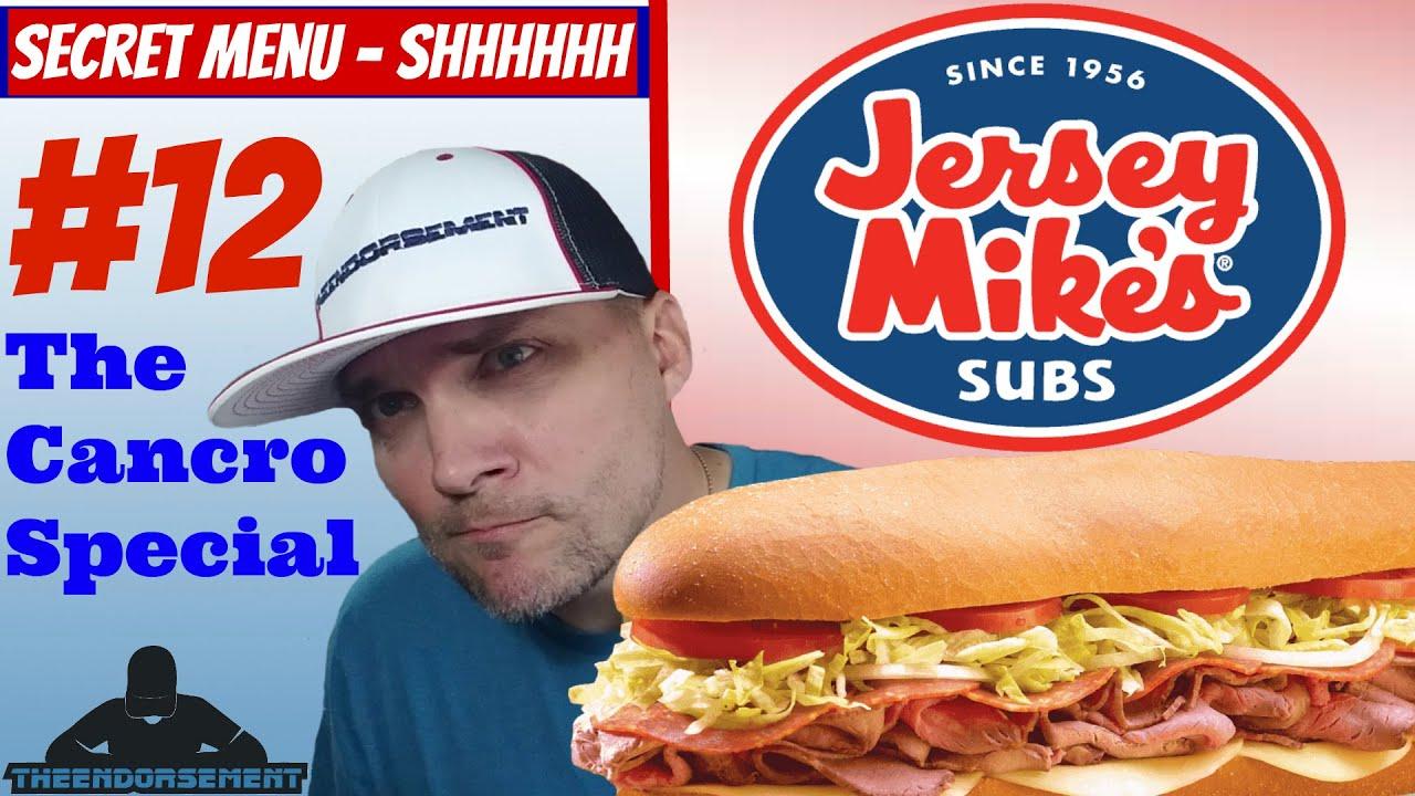 JERSEY MIKE'S® CANCRO SPECIAL REVIEW #298 - SECRET MENU #12