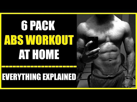 6 Pack Abs Workout You Can Do Anywhere