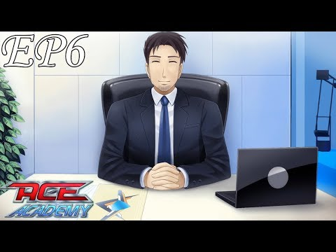 INTERVIEW FOR SPONSOR! - Let's Play Ace Academy EP6