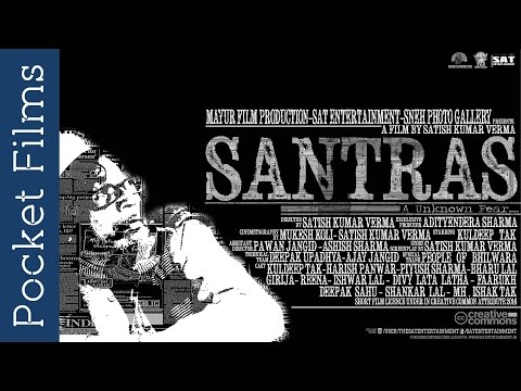 Santras - Short Film | A Chase To Find Answers About Intolerance In India?