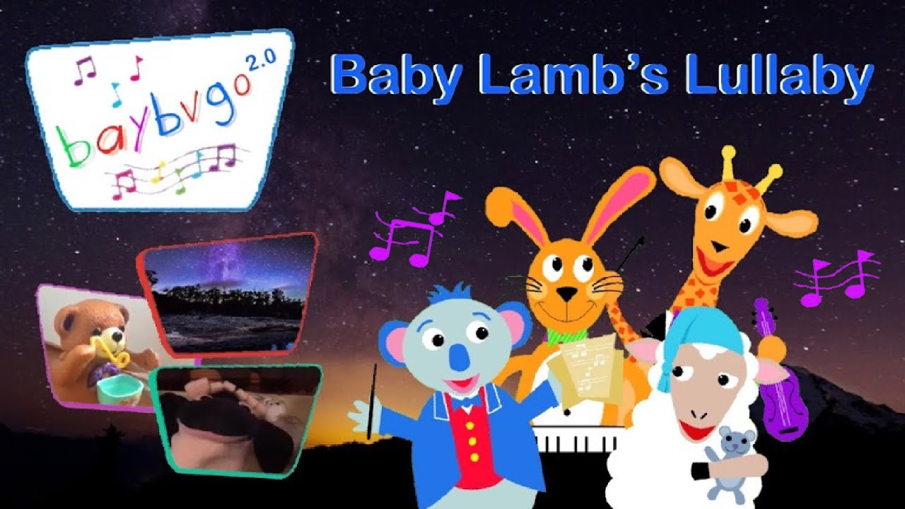 Baby Lambs Lullaby A Mini Movie Youtube