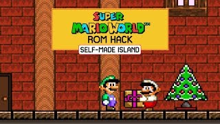 A Gift for Luigi | Super Mario World ROM Hack (2010)