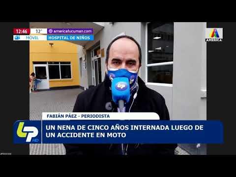 DIRECTO DESDE EL HOSPITAL DE NIÑOS: Mejora de salud del pequeño Octavio