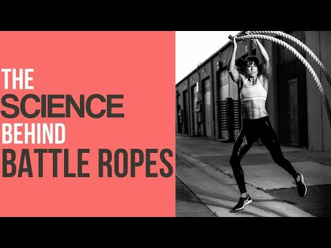 we love battle ropes!
