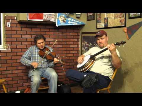 Mac Traynham & Chris Via: Shootin' Creek @ Old Va Smokehouse