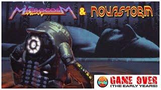 Story Breakdown: Microcosm & Novastorm (Psygnosis) - Defunct Games