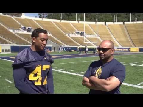 Cal Football: 1on1 with Garret Chachere and Hardy Nickerson
