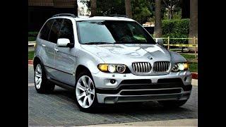 BMW X5 E53 Делаем кузов Ч1