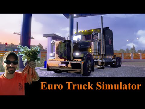 Euro Truck Simulator 2 - Plastic furniture to Salzburg